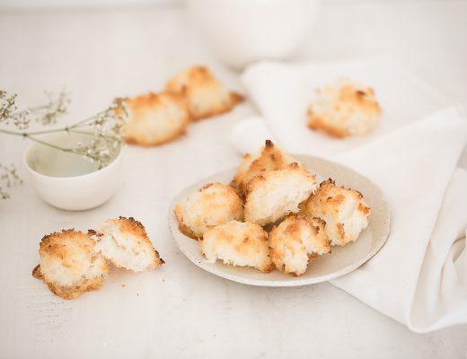 Rochers Coco Recette blanc d'œufs