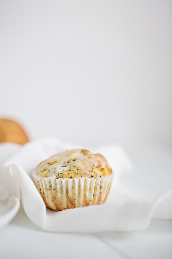 Muffin Citron et poires la recette