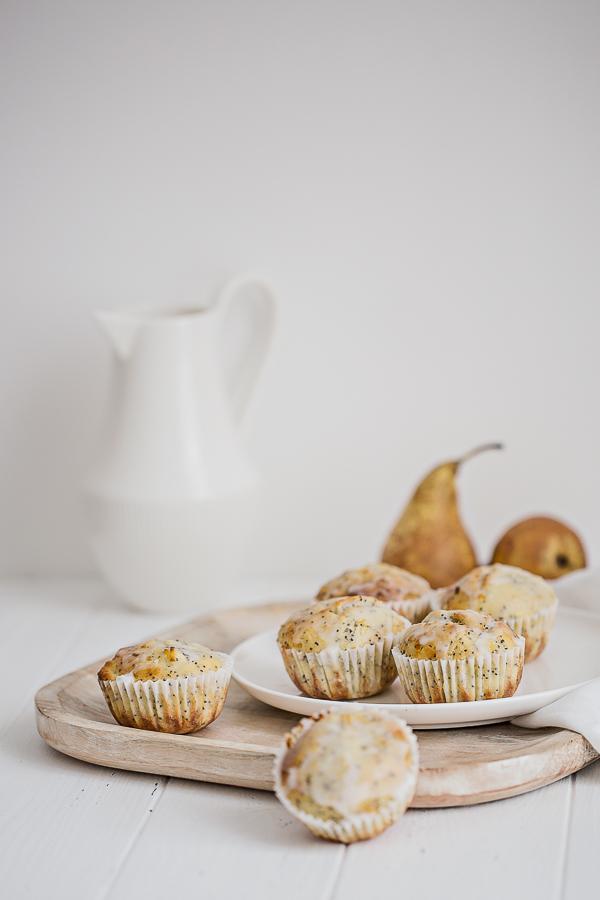 La recette des Muffin Citron et graines de pavot Ultra moelleux