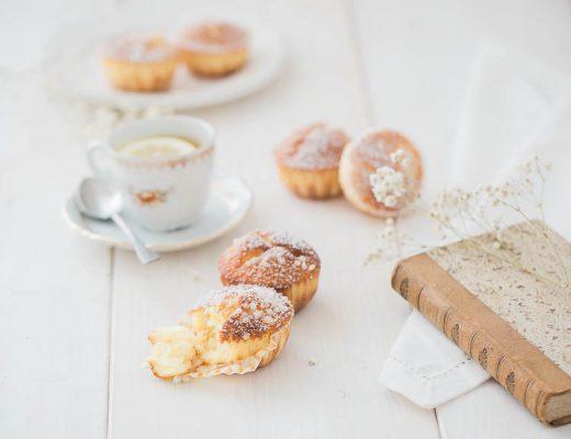 Muffin au citron La maison aux volets bleus