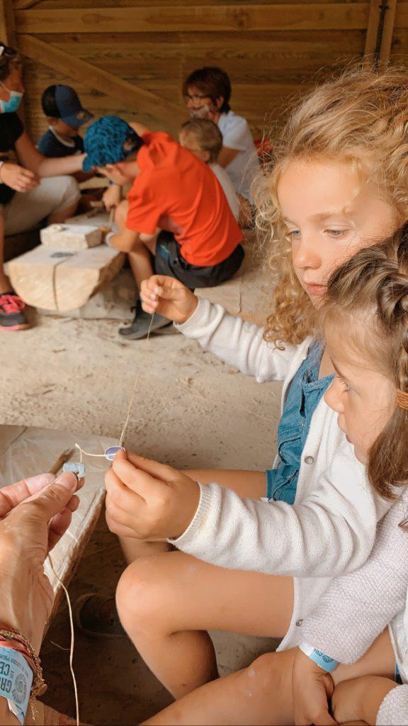 Grotte du Cerdon : Parure Bracelet