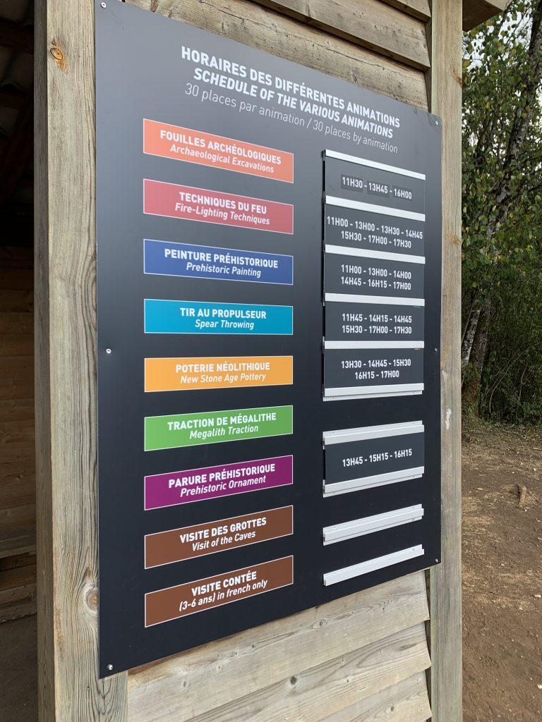 Grotte du Cerdon : Les activités